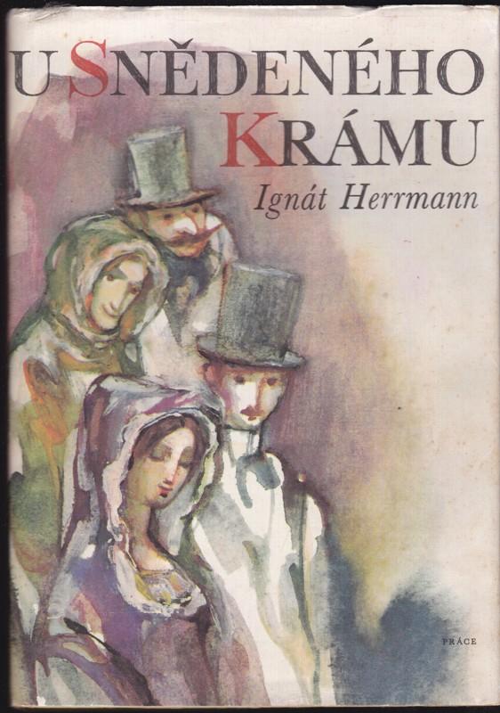 Herrmann, Ignát: U snědeného krámu, 1971 - Antikvariát u stromu
