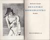 Benátská komediantka : La Commediante Veneziana : román