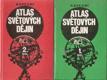 Kapesní atlas světových dějin. 1.-2.díl