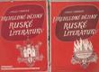 Přehledné dějiny ruské literatury. Díl 1-4