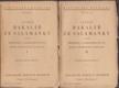 Bakalář ze Salamanky, aneb, Příhody a dobrodružství Dona Cherubína z Rondy 1-2 díl