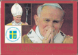 Papež Jan Pavel II. v Československu