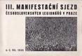 3. manifestační sjezd československých legionářů v Praze 4.-7. července 1935
