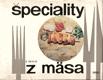 Špeciality z mäsa