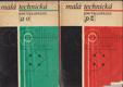 Malá technická encyklopedie. Díl 1, A-O + [Díl 2], P-Ž