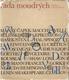 Rada moudrých : Záznam besed, které se nikdy nekonaly : Rozhlasová pásma z myšlenek velikánů lidského rodu 1964-1967