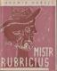 Mistr Rubricius