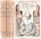 Vzpomínky a listy L.N. Tolstého : jeho dílo a život. Díl 1+2