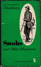 Snobs and Other Characters