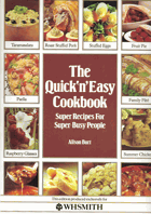 The Quick 'n' Easy Cookbook