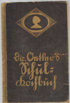 Dr.Oetkers Schul Kochbuch