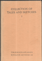 Collection of Tales and Sketches. Bändchen I